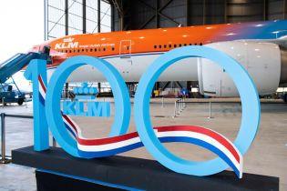 KLM святкує 100-річний ювілей