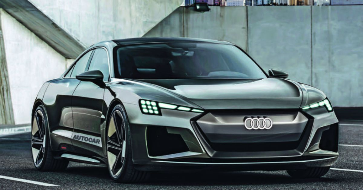 Audi готує конкурента Tesla Model 3