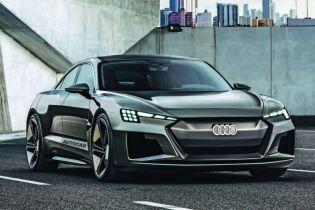 Audi готовит конкурента Tesla Model 3