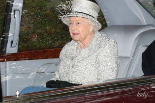 Она безупречна: новый выход английской королевы Елизаветы II