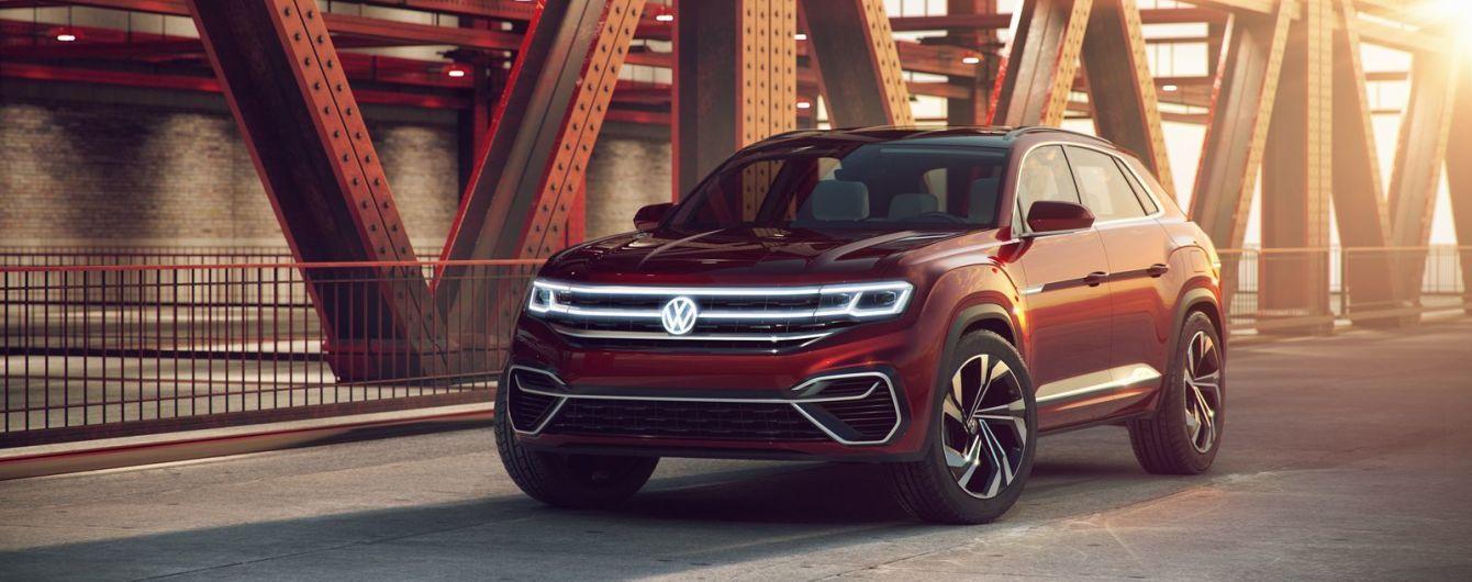 Volkswagen почне нову еру спортивних моделей з кросовера