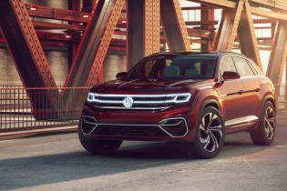 Volkswagen начнет новую эру спортивных моделей с кроссовера