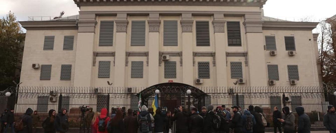 У Росії заочно заарештували нападників на своє посольство в Києві