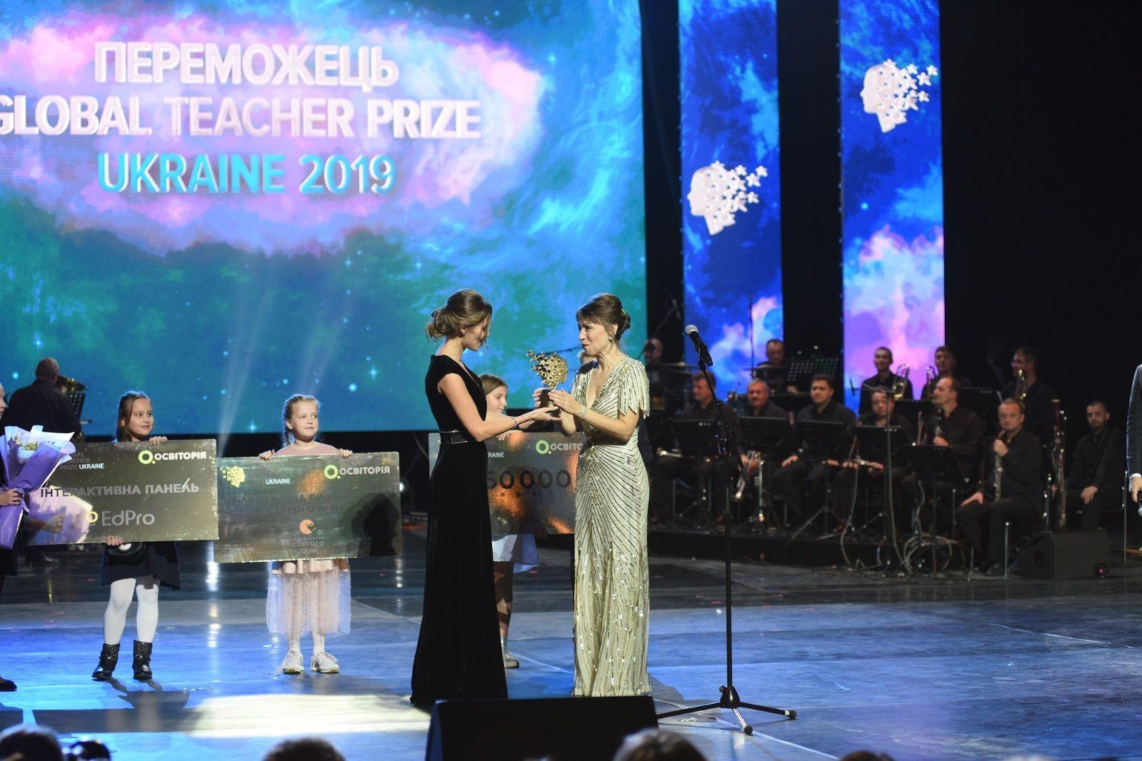 Global Teacher Prize Ukraine