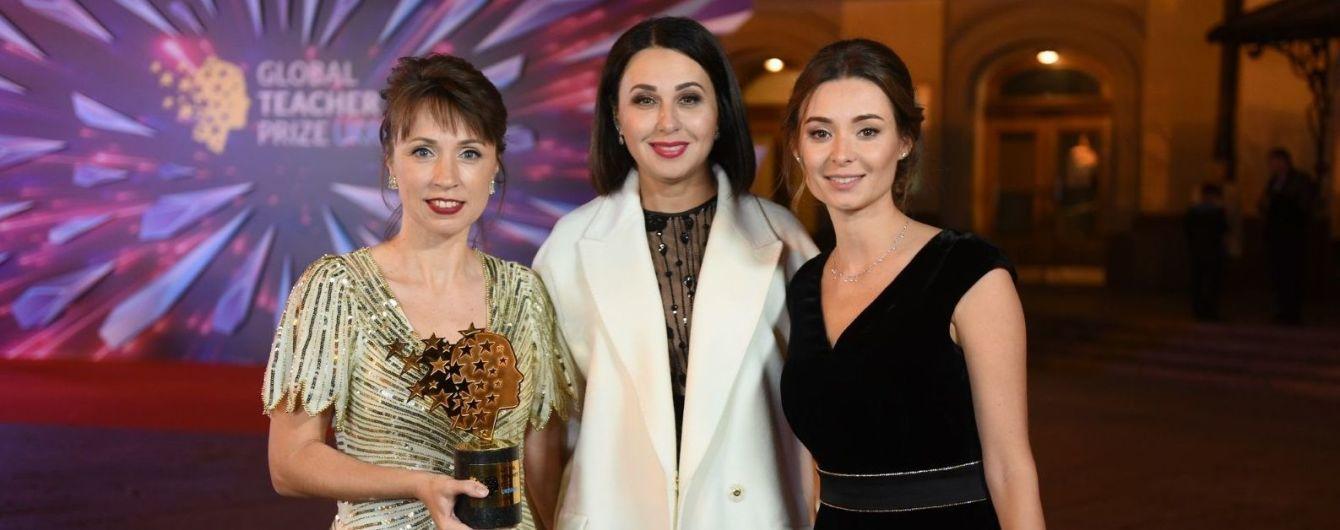 """Наталія Мосейчук оголосила свій """"Вибір серцем"""" в особистій номінації премії Global Teacher Prize Ukraine"""
