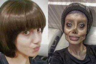 Кощунство и призыв к насилию: в Иране арестовали ужасающего двойника Анджелины Джоли