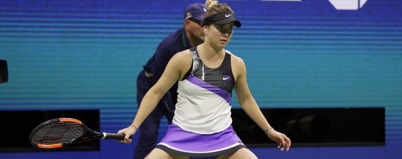 Світоліна покинула топ-3 рейтингу тенісисток планети, Ястремська встановила особистий рекорд