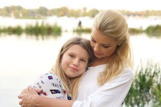 Лидия Таран показала подросшую дочку-именинницу