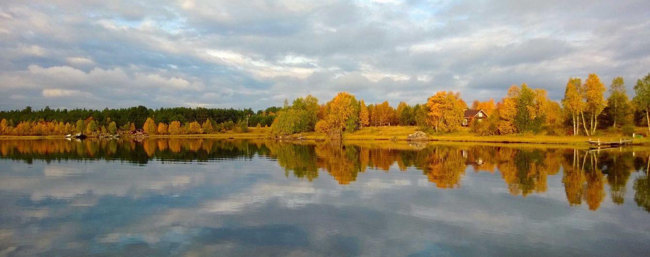 Фінське озеро очолило рейтинг найкрасивіших місць Європи