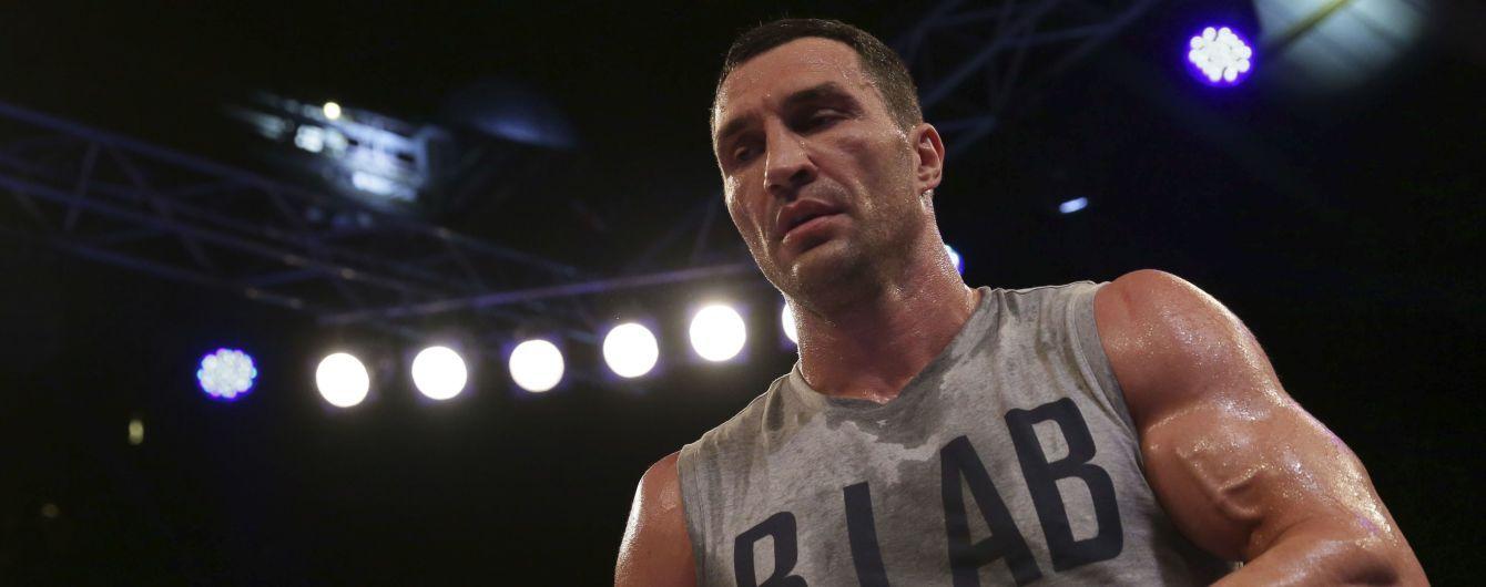 Владимир Кличко снова заговорил о возвращении в бокс ради рекорда