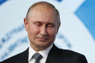 Путин предлагает развести войска вдоль всей линии разграничения на Донбассе