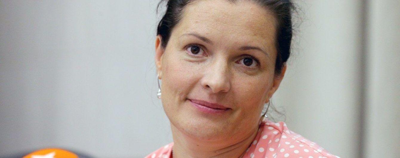Скалецька пообіцяла звільнити всіх своїх радників