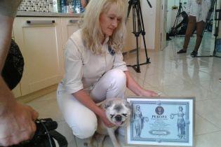 В Харькове в возрасте 19,5 лет умерла самая старая собака Украины