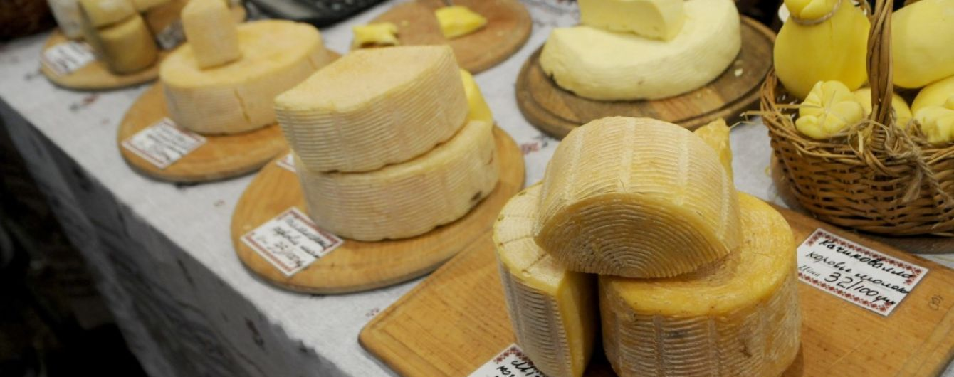 """Нардепи хочуть забрати з поличок магазинів """"сирні або молочні продукти"""""""