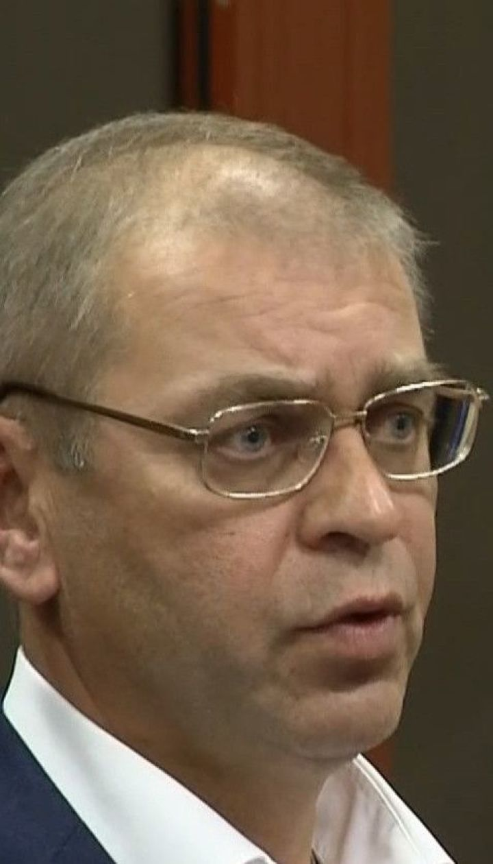 Два месяца за решеткой без права на внесение залога присудили Сергею Пашинскому