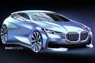 BMW выпустит электрокар на базе хэтчбека первой серии
