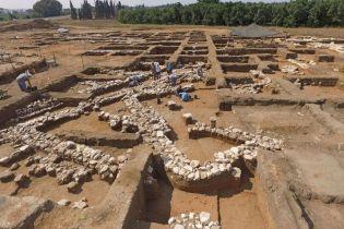 В Израиле раскопали пятитысячелетний мегаполис