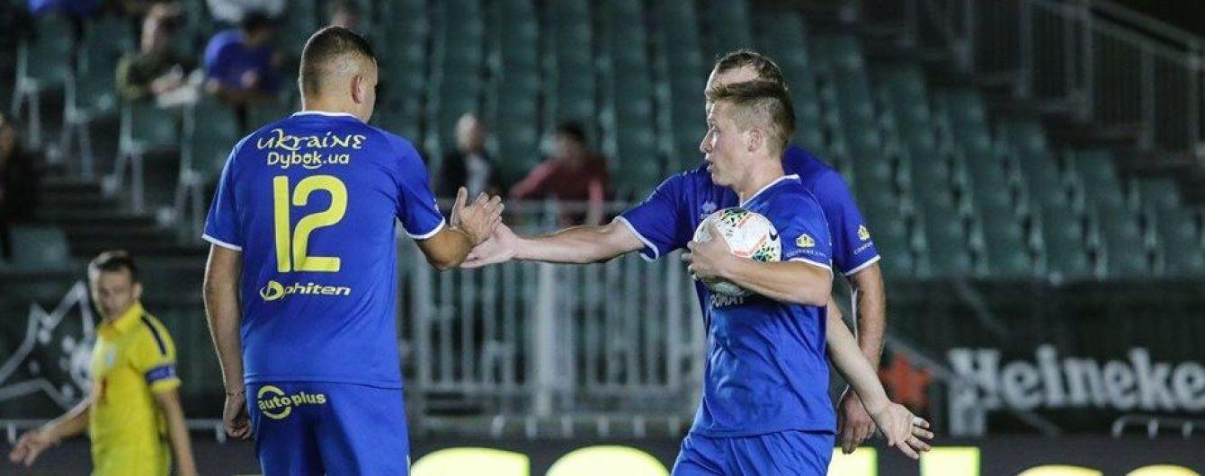 Сборная Украины по мини-футболу вышла в четвертьфинал Чемпионата мира