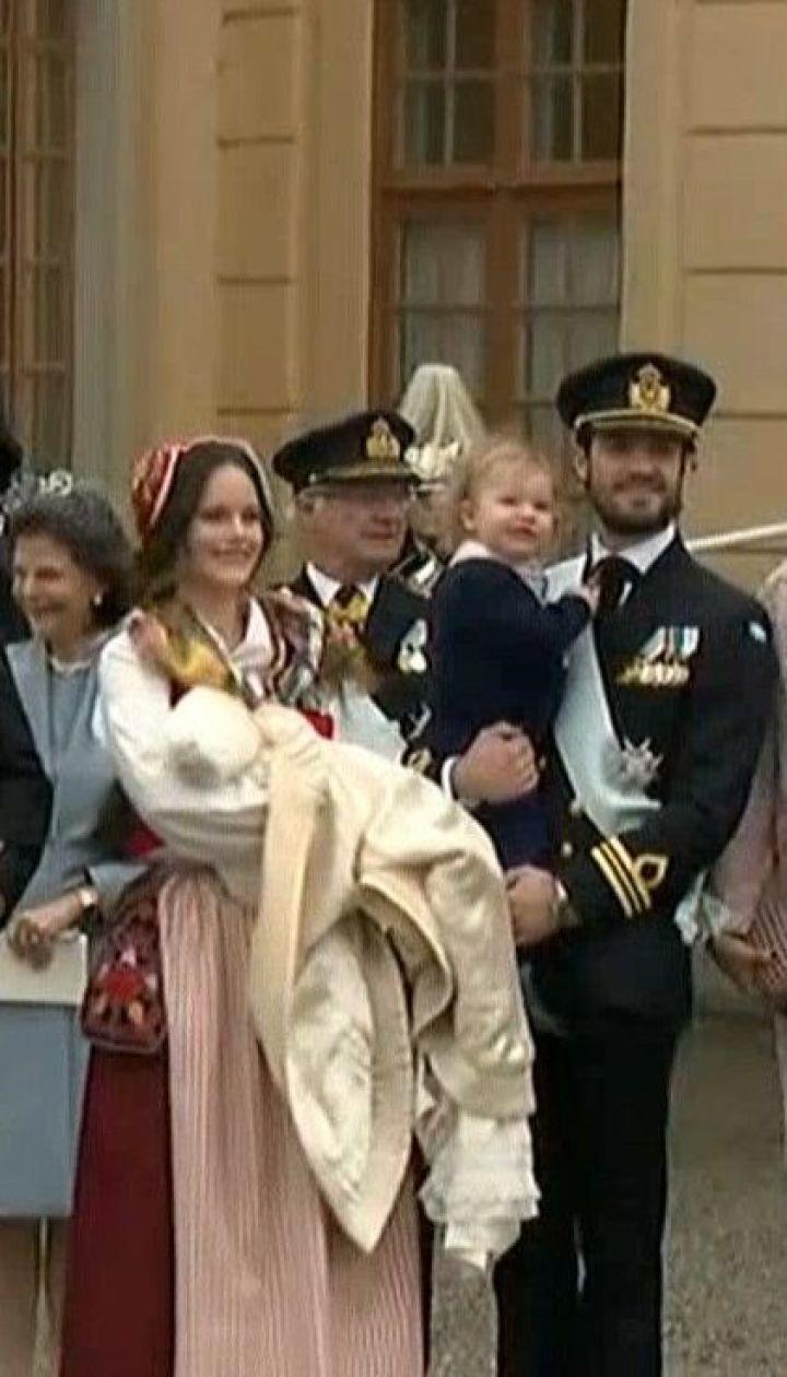 Шведський монарх Карл Густав XVI прибрав з королівського дому одразу 5 онуків