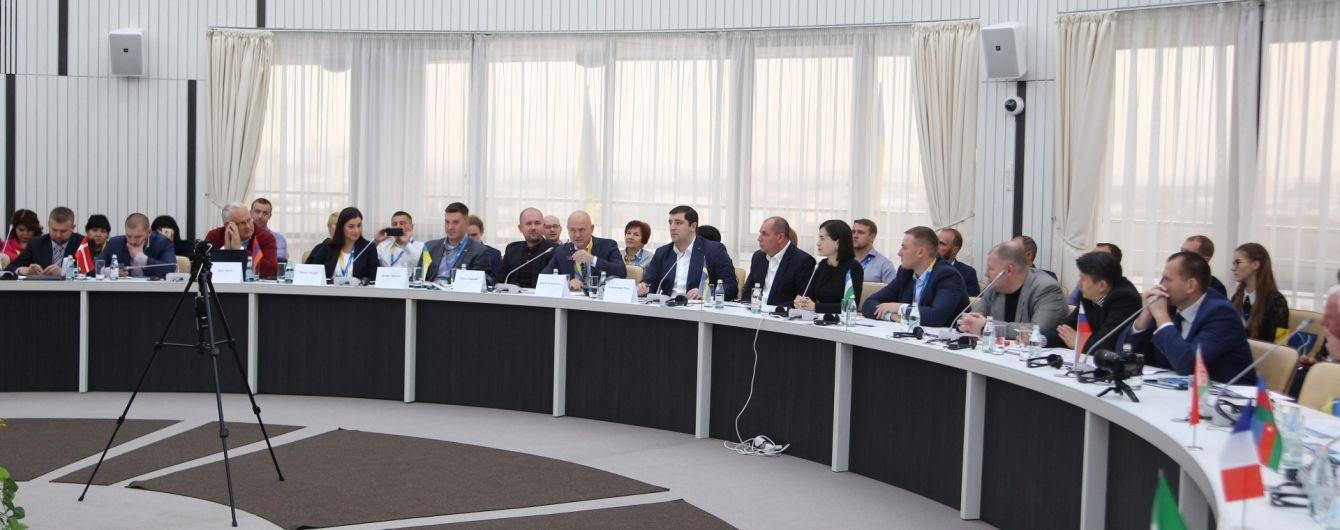 Подведение итогов III международного юридического форума, проведенного в Харькове