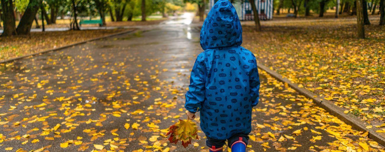 Неделя сырой осени. Какой будет погода в Украине до 18 ноября