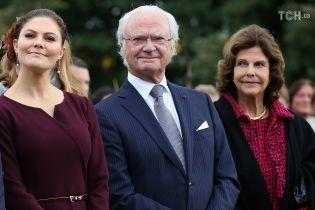 Королевская экономия: монарх Швеции лишил высоких титулов пятерых своих внуков