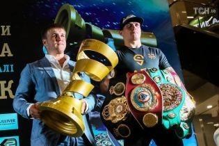 Всемирная боксерская суперсерия может пройти в супертяжелом дивизионе