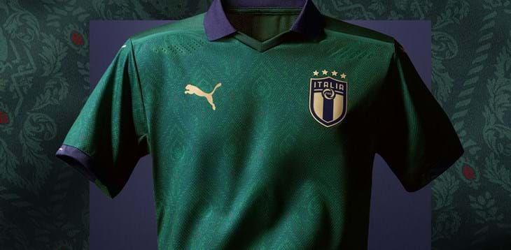 зелена форма збірної італії_3