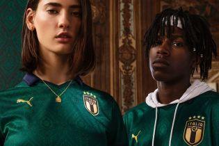 """""""Скуадра Верде"""". Збірна Італії зіграє у зеленій формі вперше за 65 років"""