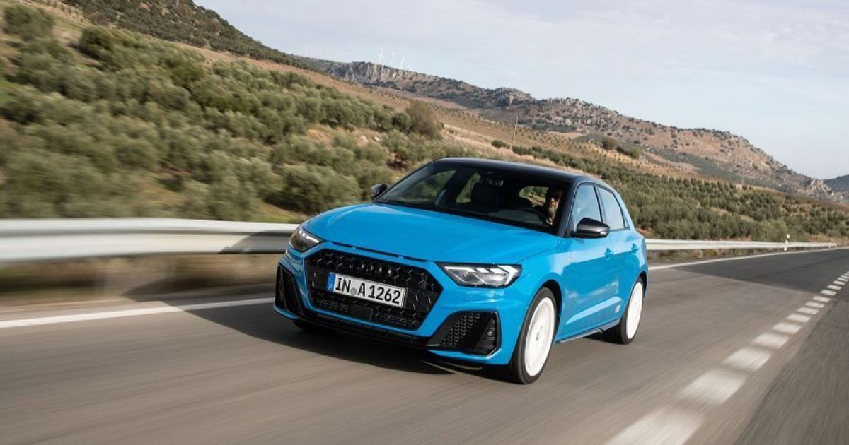 Audi A1 @ autotrader.co.uk