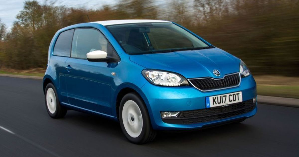 Skoda Citigo @ autotrader.co.uk