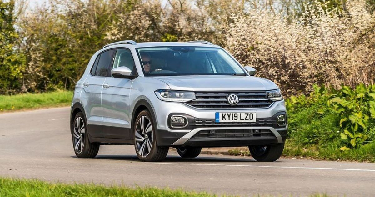 Volkswagen T-Cross @ autotrader.co.uk