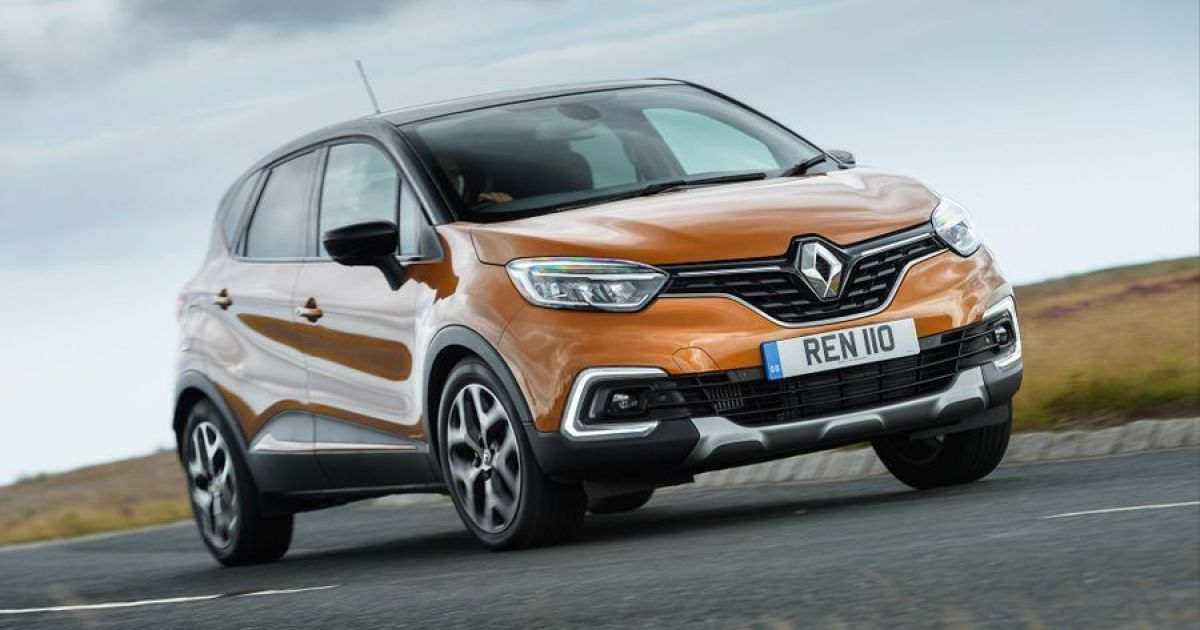 Renault Captur @ autotrader.co.uk