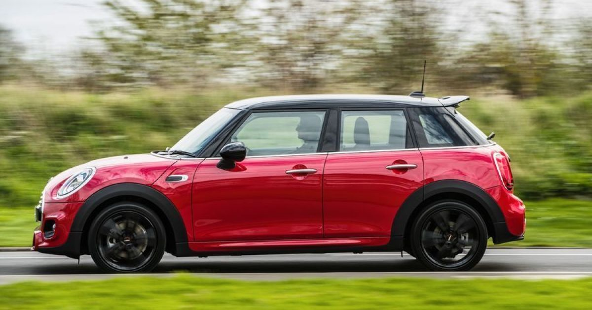 Mini Hatch @ autotrader.co.uk