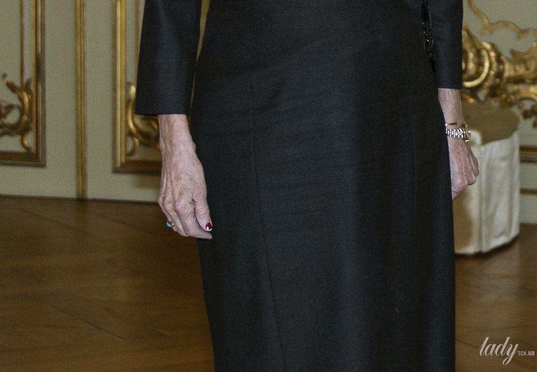 Королева Маргрете II