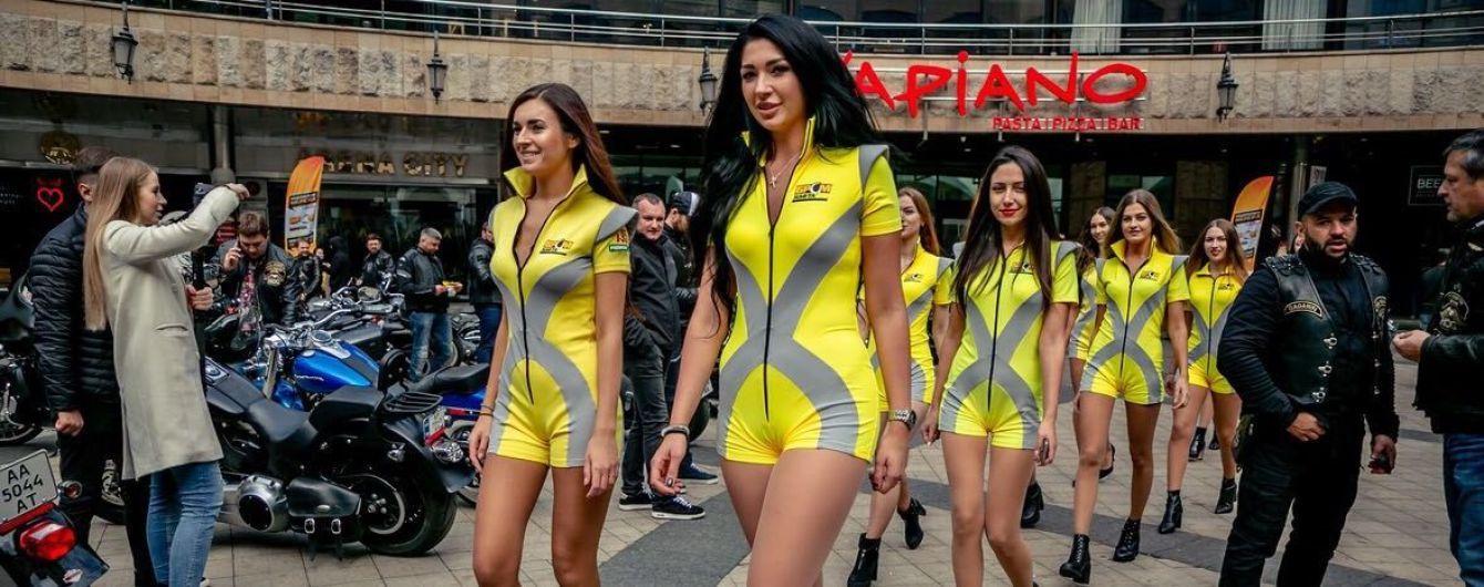 БРСМ-Нафта и Harley-Davidson® Kyiv плечом к плечу отпраздновали закрытие байкерского сезона в стиле Pocker Run