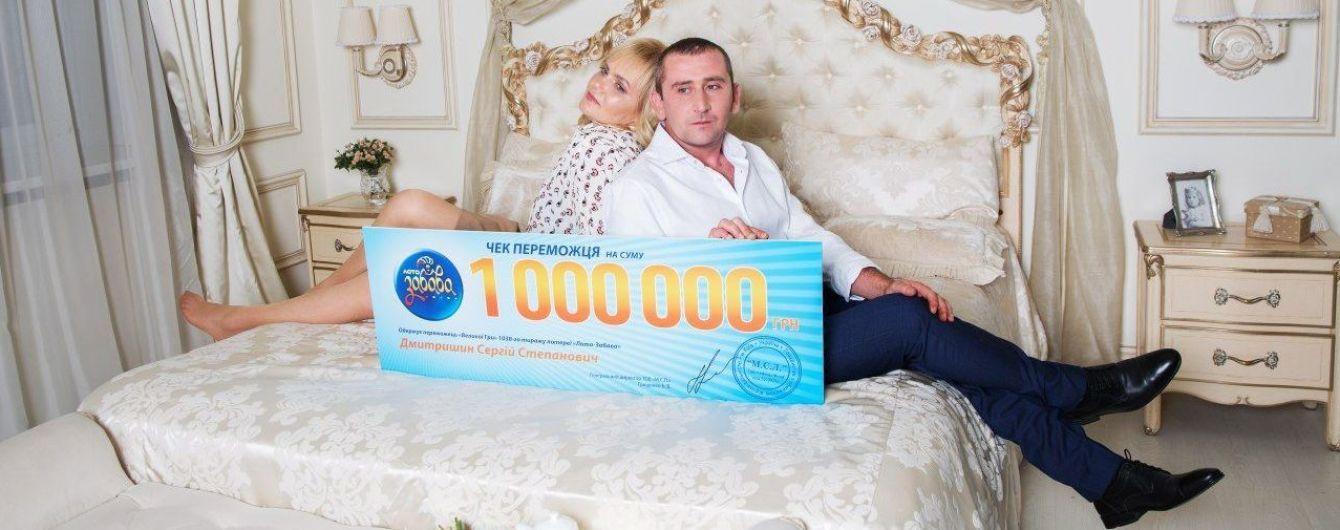 """Ветеран АТО з Кіровоградщини став мільйонером """"Лото-Забава"""""""
