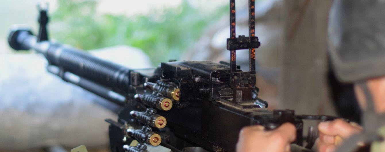 На Донбассе боевики в очередной раз применили запрещенное договоренностями оружие