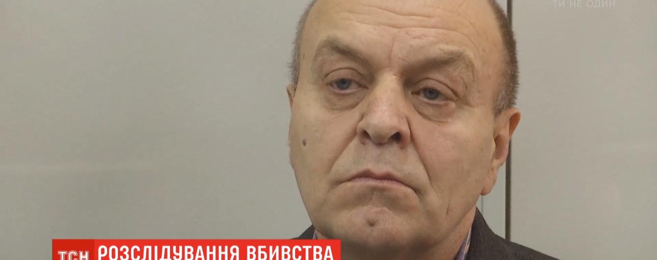 Після вбивства ветерана АТО Сергія Олійника минуло 2,5 роки, але суд вкотре подовжив арешт підозрюваному