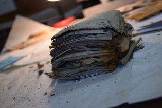 В лесах на Ивано-Франковщине нашли неизвестные отчеты ОУН и УПА