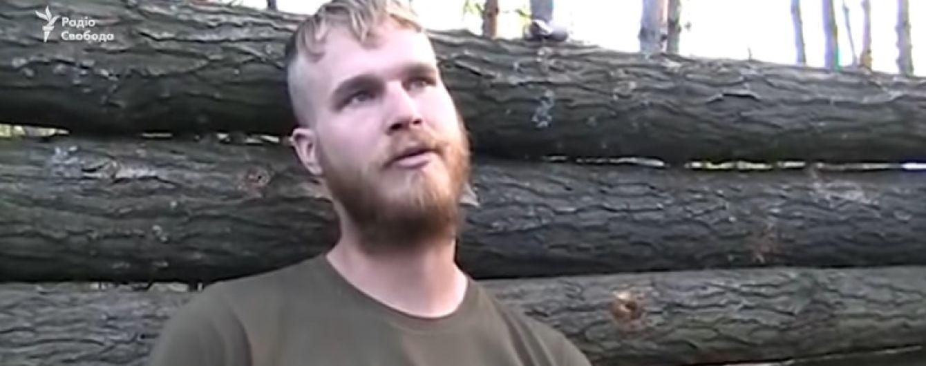 Суд у Вінниці заарештував американця, який воював на Донбасі проти бойовиків