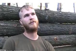 Суд в Виннице арестовал американца, который воевал на Донбассе против боевиков