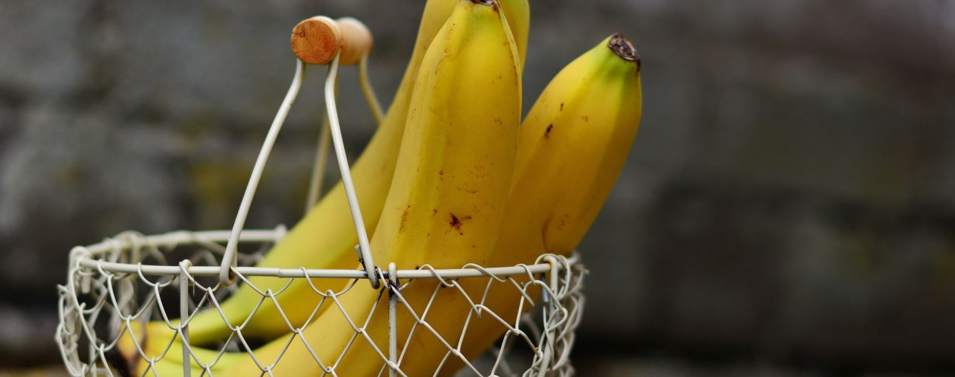 За рік в Україну завезли 200 тисяч тонн бананів