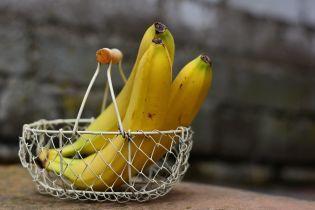 За год в Украину завезли 200 тысяч тонн бананов