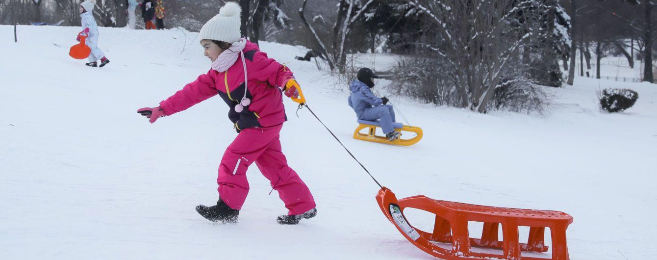 В румынских Карпатах произошел снежный коллапс: по стране ударили морозы, а дороги превратились в катки