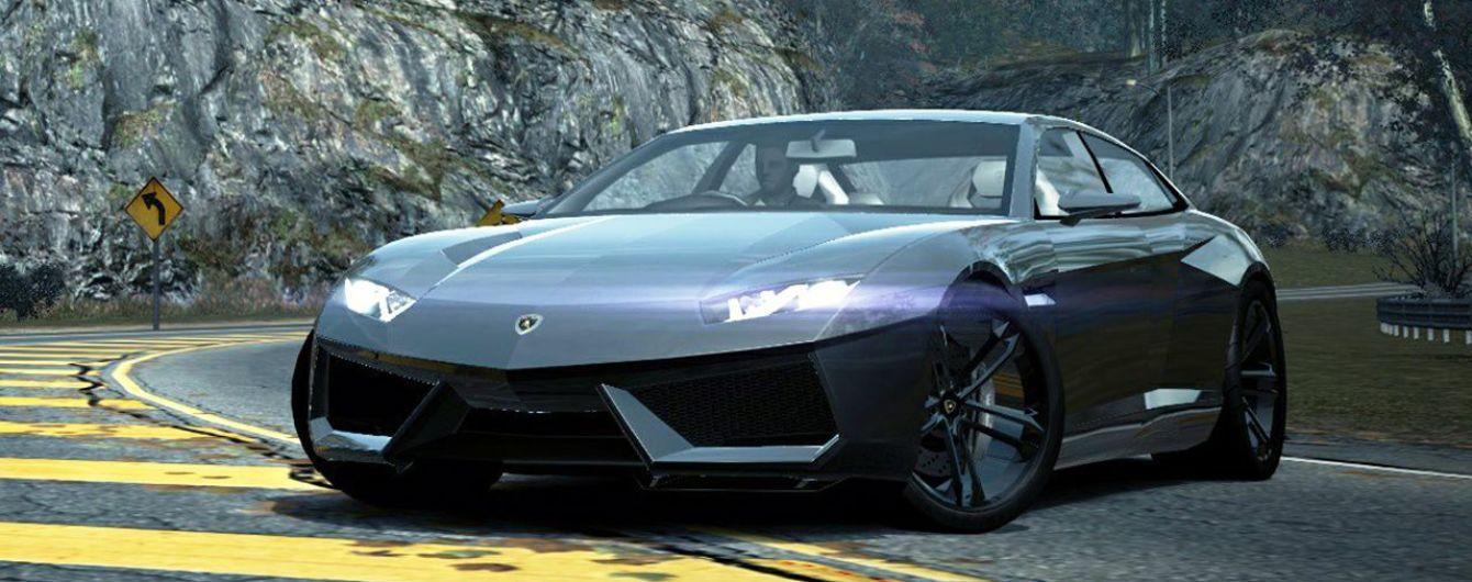 Lamborghini планирует создать четырехдверный электрокар