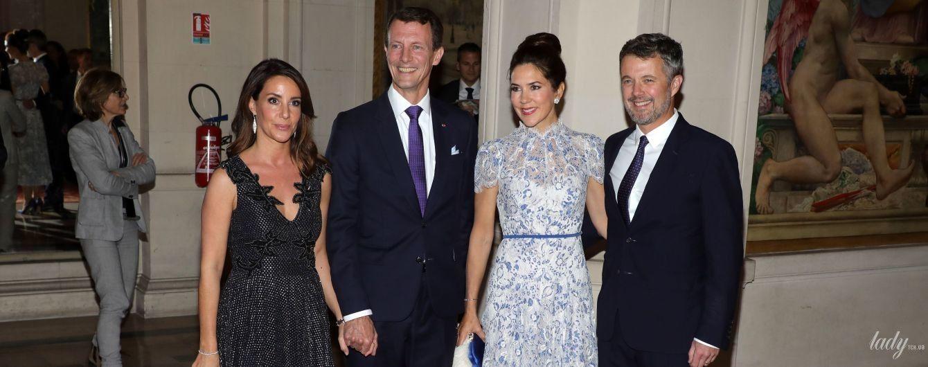 Хто красивіша Марі або Мері: данські принцеси відвідали урочистий прийом в Парижі