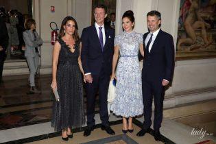 Кто красивее - Мари или Мэри: датские принцессы посетили торжественный прием в Париже