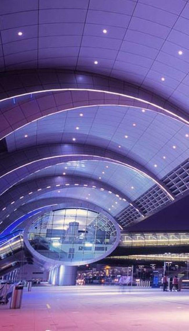 У аеропорту Дубая впроваджують біометричний контроль
