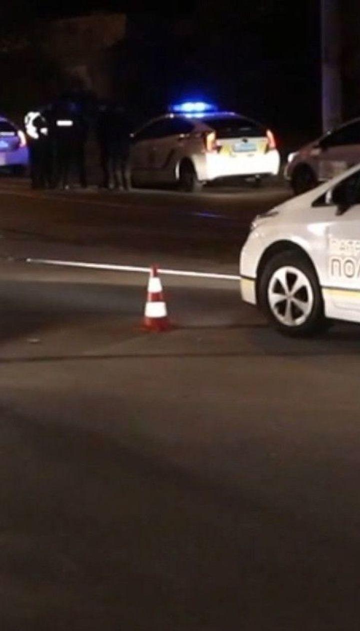 Ночные гонки со стрельбой: в Днепре полицейские ловили нападающих, которые ограбили мужчину